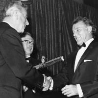 The Earl Mountbatten of Burma, The Duke of Edinburgh's uncle, was BAFTA's president from 1966 to 1972.