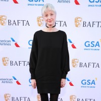 Juror Andrea Riseborough