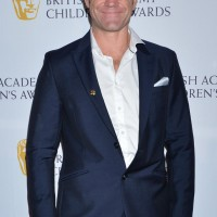 Deadly 60 presenter Steve Backshall braves the red carpet at the British Academy Children's Awards in 2014