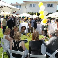 BAFTA LA Garden Party