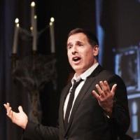 David O. Russell delivers the 2015 David Lean Lecture at BAFTA 195 Piccadilly.