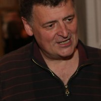 Writer of Sherlock and Doctor Who; Steven Moffat