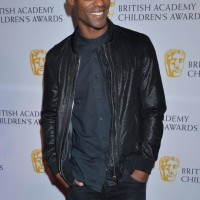 Blue's Simon Webbe on the red carpet at the British Academy Children's Awards in 2014