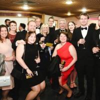 Event: British Academy Cymru Awards Date: Sunday 14 October 2018Venue:  St David's Hall, CardiffHost: Huw Stephens-Area: Champagne Reception