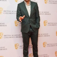 Doc Brown at the BAFTA Children's Awards 2015 at the Roundhouse on 22 November 2015