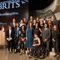 The Breakthrough Brits 2016