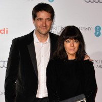 Chris Thykier and Claudia Winkleman