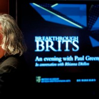 Paul Greengrass delivered the 2016 Breakthrough Brits keynote speech