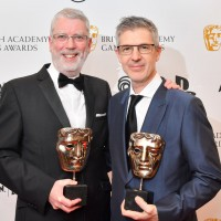 BAFTA Games Awards, Press Room, London, UK - 04 Apr 2019