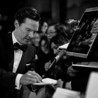 Red carpet photography at the EE British Academy Film Awards in 2015