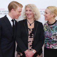 Freddie Fox, Anne Morrison and Amanda Abbingdon