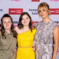 Event: Keeping Faith Series 2 PremiereDate: Monday 8th July 2019Venue: National Museum Wales, CardiffHost: Carol Vorderman