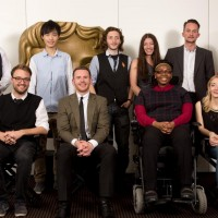 Group shot of the 2014 BAFTA scholarship recipients