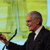 Omar Sharif worked with Dalton on Lawrence of Arabia.
