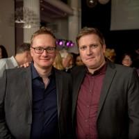 Graeme & Jon McKellan