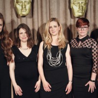 2015 Breakthrough Brits; Tess Morris, Jenny Saunders, Laura Wade, Catherine Woolley and Aysha Kala