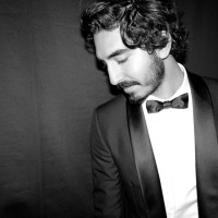 Dev Patel backstage