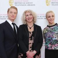 Freddie Fox, Anne Morrison and Amanda Abbingdon