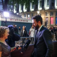Event: British Academy Cymru AwardsDate: 8 October 2017Venue: St David's Hall, Cardiff, WalesHost: Huw Stephens-Area: Red Carpet