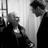 Julie Walters and James Norton