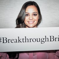 Breakthrough Brit and actress Aysha Kala at The Rosewood