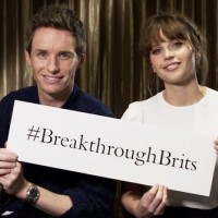 Eddie Redmayne and Felicity Jones sat on the Jury for the inaugural year