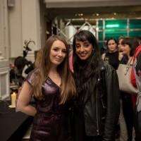 Kiran Sonia Sawar & Guest
