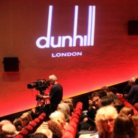 The Life In Pictures series is sponsored by luxury menswear brand, Dunhill. The audience wait for the event to start in BAFTA's Princess Anne Theatre. (Picture: BAFTA/ J.Simmonds)