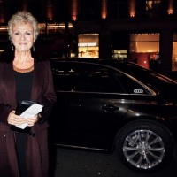 Julie Walters arrives at the Breakthrough Brits launch party
