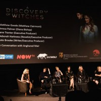 A Discovery Of Witches world premiere - Cardiff, 5th September 2018