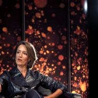 Writer and critic Francine Stock (Picture: BAFTA / J. Simonds)