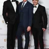 Jack Lowden, Tony Curran & Martin McCann