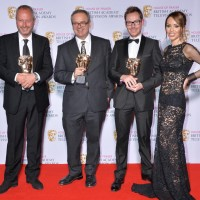 The BAFTA for Current Affairs in 2015 was presented by Katie Piper to Children On The Front Line.