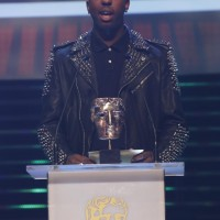 Jamal Edwards presents the BAFTA for Interactive - Adapted at the British Academy Children's Awards in 2014