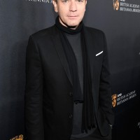Ewan McGregor was honored with the Humanitarian Award for all of the incredible work he has done with UNICEF.