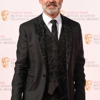 Graham Norton arrives to host this year's ceremony