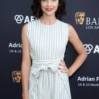 Actress Cari Bethan