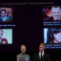 Amanda Abbingdon and Freddie Fox announce the nominations for the Entertainment Performance Category