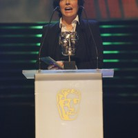 Sharleen Spiteri presents the BAFTA for Pre-School Live Action at the British Academy Children's Awards in 2014