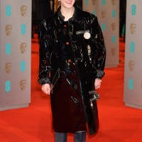 Mica Levi arrives on the red carpet