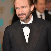 Ralph Fiennes looks sharp as he takes to the red carpet