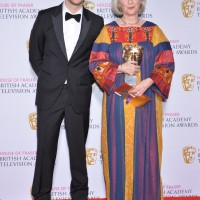 The BAFTA for Supporting Actress in 2015 was presented by Russell Tovey to Gemma Jones for her performance in Marvellous.