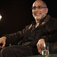 """Arriaga on Babel's director: """"Alejandro Gonzáles Iñárritu is a brilliant director with whom I disagree profoundly."""" (Picture: BAFTA / J. Birch)"""