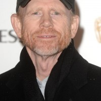 Ron Howard arrives at the BAFTA Nespresso Nominees' Party at Kensington Palace