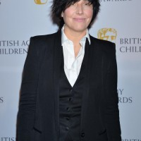 Musician Sharleen Spiteri on the red carpet at the British Academy Children's Awards in 2014