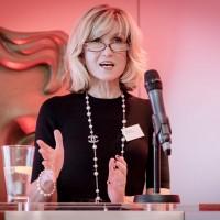 BAFTA Cymru Chair Angharad Mair.