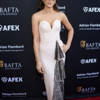 Kate Beckinsale attends the party