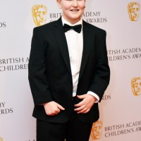 Leo Waddell at the BAFTA Children's Awards 2015 at the Roundhouse on 22 November 2015