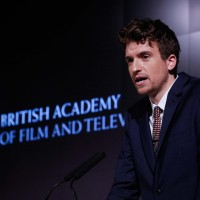 Host Greg James.