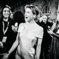 Renée Zellweger on the red carpet